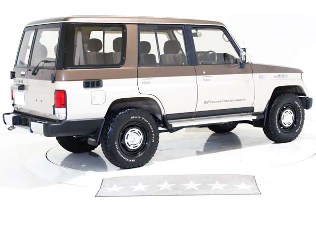 「トヨタ」「ランドクルーザープラド」「SUV・クロカン」「群馬県」の中古車8