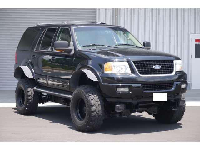 「フォード」「エクスペディション」「SUV・クロカン」「群馬県」の中古車6
