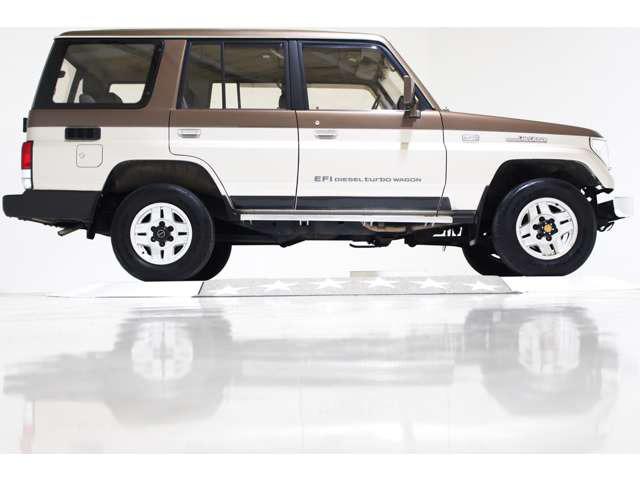 「トヨタ」「ランドクルーザープラド」「SUV・クロカン」「群馬県」の中古車7