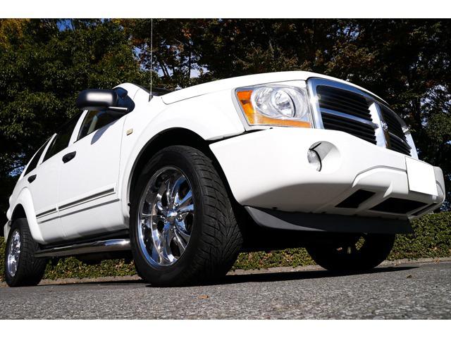 「ダッジ」「デュランゴ」「SUV・クロカン」「群馬県」の中古車
