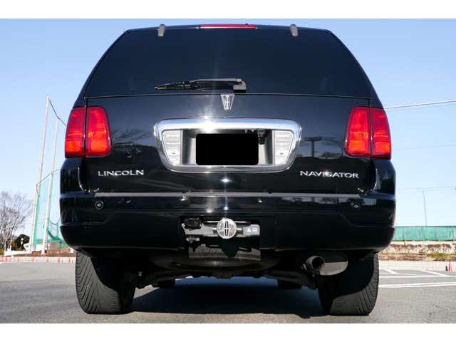 「リンカーン」「ナビゲーター」「SUV・クロカン」「群馬県」の中古車7