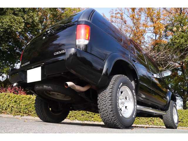 「シボレー」「ブレイザー」「SUV・クロカン」「群馬県」の中古車8