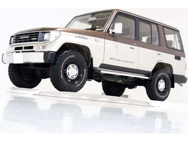 「トヨタ」「ランドクルーザープラド」「SUV・クロカン」「群馬県」の中古車