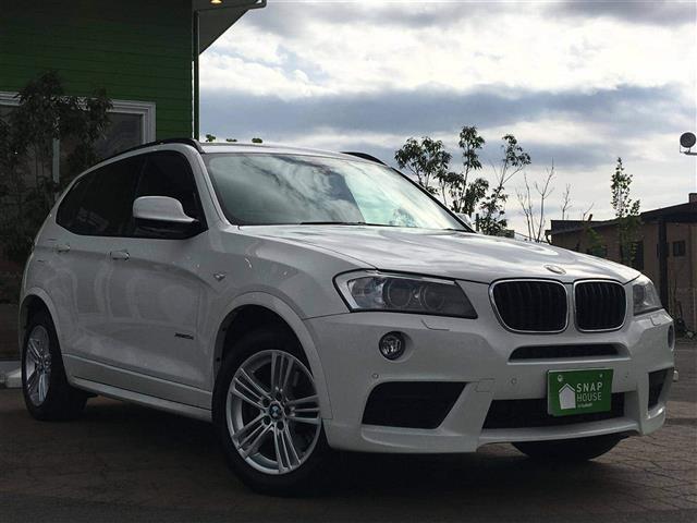 「BMW」「X3」「SUV・クロカン」「全国対応」の中古車