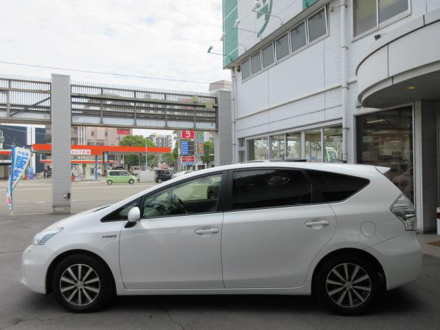 「トヨタ」「プリウスα」「コンパクトカー」「全国対応」の中古車6