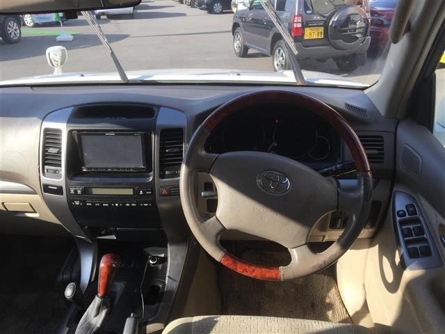 「トヨタ」「ランドクルーザープラド」「SUV・クロカン」「全国対応」の中古車2