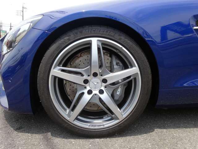 「メルセデスベンツ」「AMG GT ロードスター」「オープンカー」「三重県」の中古車9
