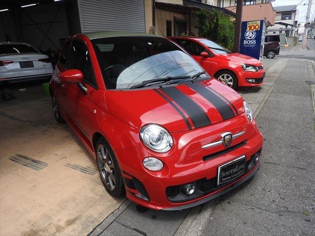 「アバルト」「アバルト500C」「オープンカー」「栃木県」の中古車3