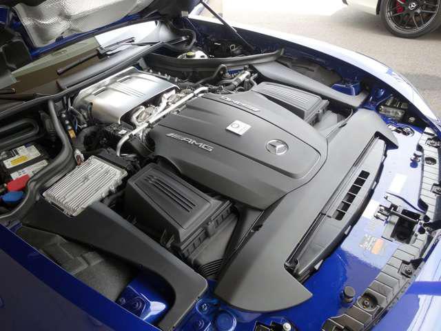 「メルセデスベンツ」「AMG GT ロードスター」「オープンカー」「三重県」の中古車8