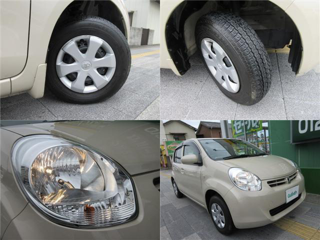 「トヨタ」「パッソ」「コンパクトカー」「全国対応」の中古車9