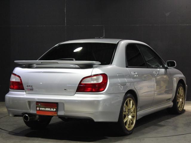 「スバル」「インプレッサWRX」「セダン」「兵庫県」の中古車2