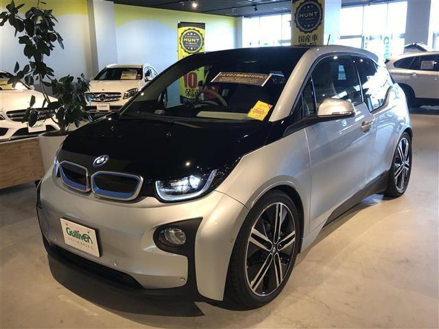 「BMW」「i3」「コンパクトカー」「全国対応」の中古車