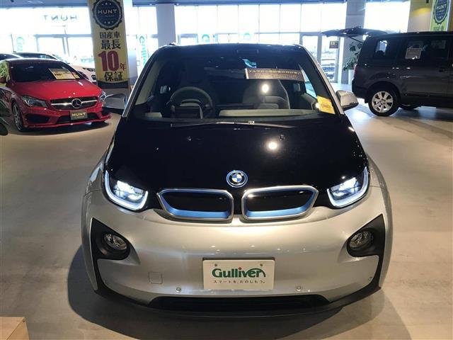 「BMW」「i3」「コンパクトカー」「全国対応」の中古車7
