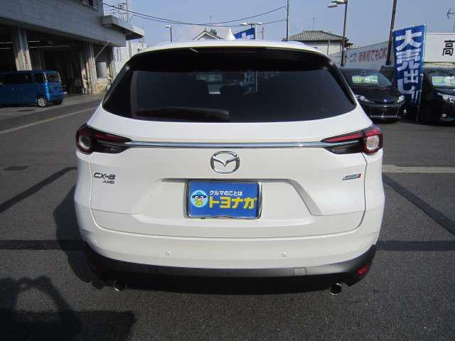 「マツダ」「CX-8」「SUV・クロカン」「群馬県」の中古車7