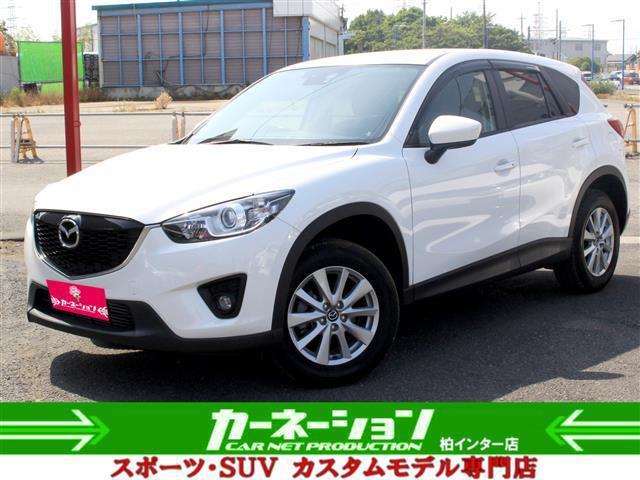 「マツダ」「CX-5」「SUV・クロカン」「千葉県」の中古車