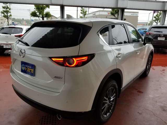 「マツダ」「CX-5」「SUV・クロカン」「群馬県」の中古車3