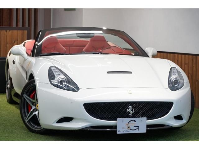 「フェラーリ」「カリフォルニア30」「オープンカー」「東京都」の中古車