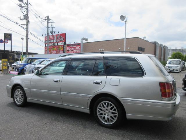 「トヨタ」「クラウンアスリート」「ステーションワゴン」「全国対応」の中古車3