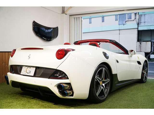「フェラーリ」「カリフォルニア30」「オープンカー」「東京都」の中古車10