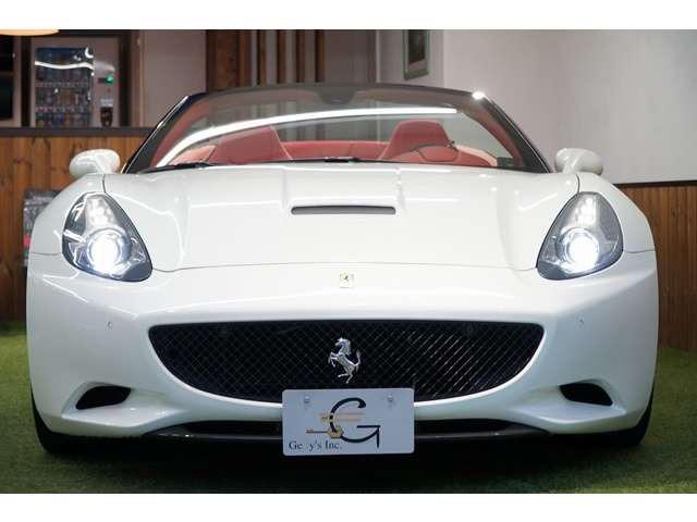 「フェラーリ」「カリフォルニア30」「オープンカー」「東京都」の中古車7