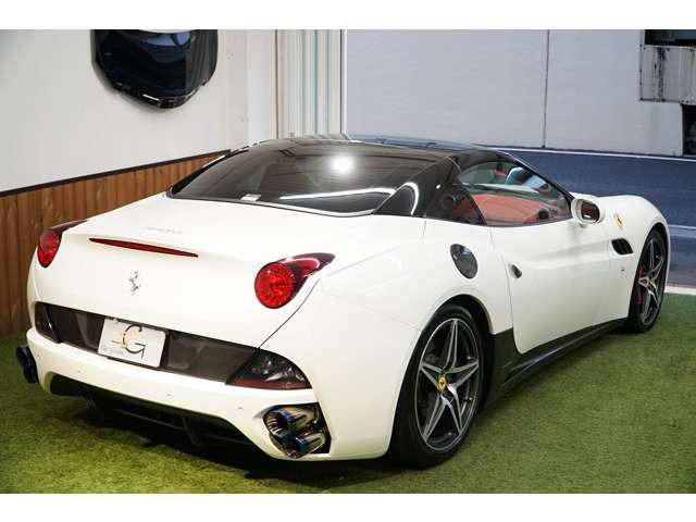 「フェラーリ」「カリフォルニア30」「オープンカー」「東京都」の中古車9