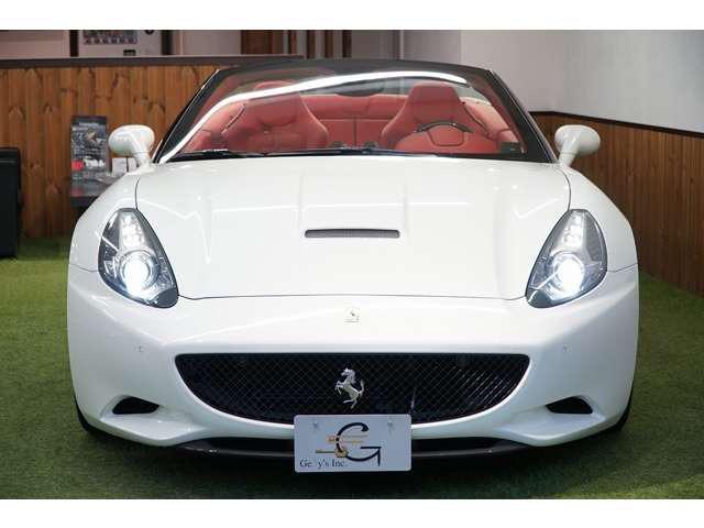「フェラーリ」「カリフォルニア30」「オープンカー」「東京都」の中古車6