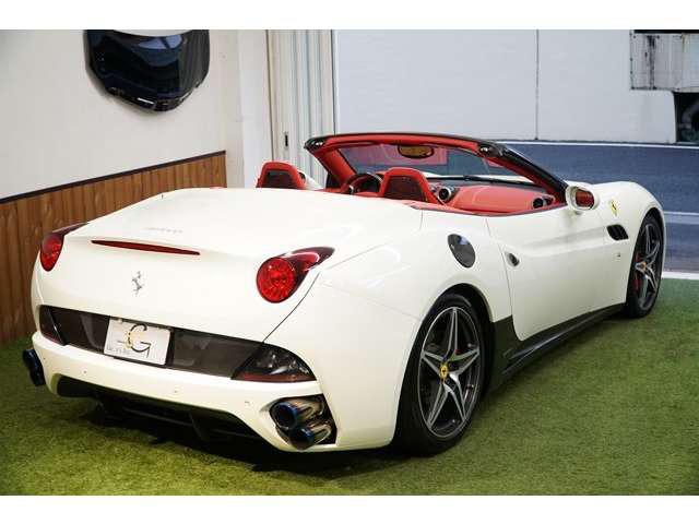 「フェラーリ」「カリフォルニア30」「オープンカー」「東京都」の中古車8