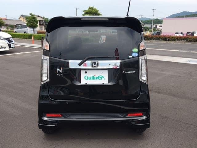 「ホンダ」「N-WGNカスタム」「軽自動車」「全国対応」の中古車7