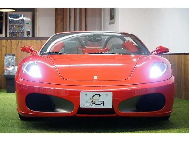 「フェラーリ」「F430スパイダー」「オープンカー」「東京都」の中古車7