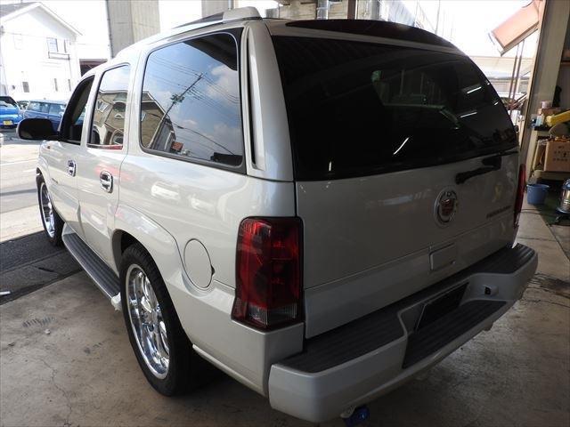 「キャデラック」「エスカレード」「SUV・クロカン」「栃木県」の中古車7