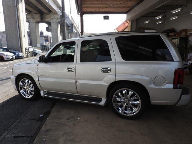 「キャデラック」「エスカレード」「SUV・クロカン」「栃木県」の中古車8
