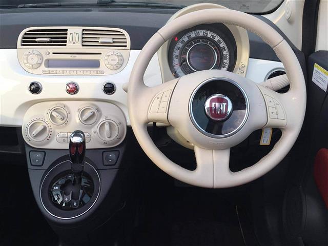 「フィアット」「500C」「コンパクトカー」「全国対応」の中古車5