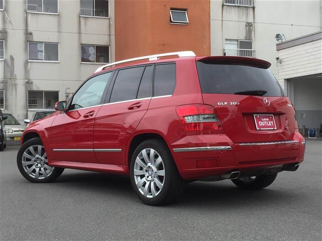 「メルセデスベンツ」「GLK300」「SUV・クロカン」「全国対応」の中古車3