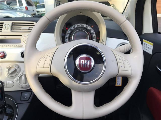 「フィアット」「500C」「コンパクトカー」「全国対応」の中古車6