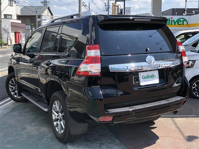 「トヨタ」「ランドクルーザープラド」「SUV・クロカン」「全国対応」の中古車3