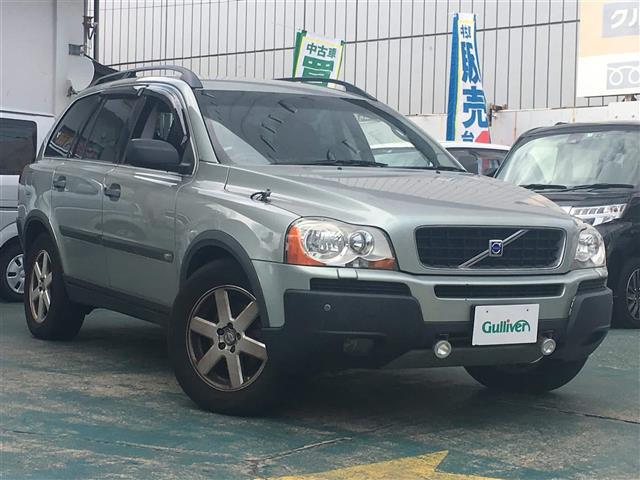 「ボルボ」「XC90」「SUV・クロカン」「全国対応」の中古車4