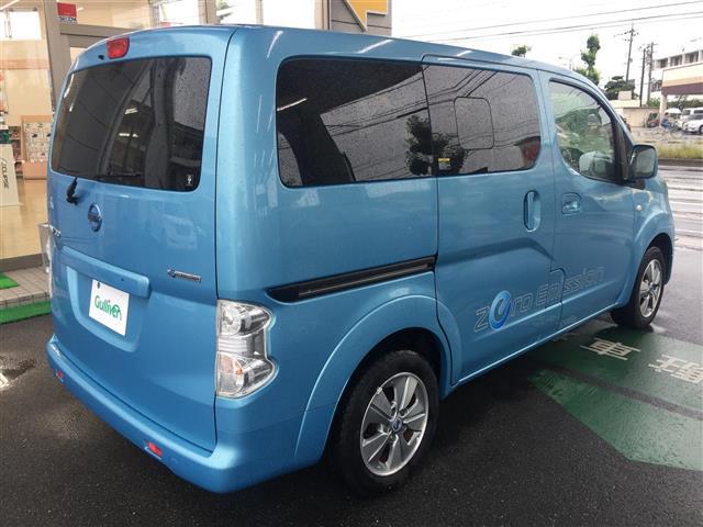 「日産」「e-NV200」「コンパクトカー」「全国対応」の中古車9