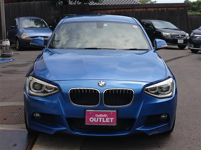 「BMW」「116i」「コンパクトカー」「全国対応」の中古車5