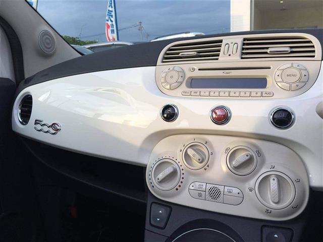「フィアット」「500C」「コンパクトカー」「全国対応」の中古車7