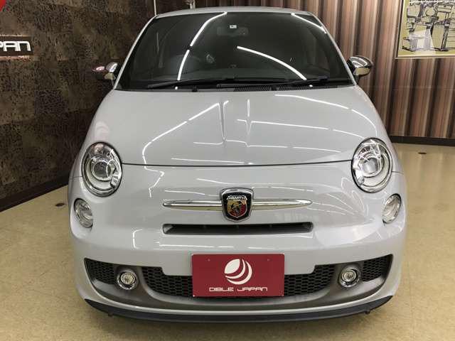「アバルト」「アバルト595」「コンパクトカー」「埼玉県」の中古車2