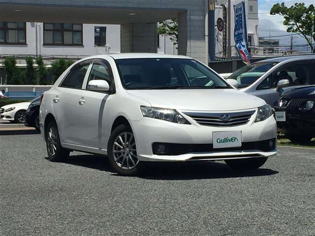 「トヨタ」「アリオン」「セダン」「全国対応」の中古車4