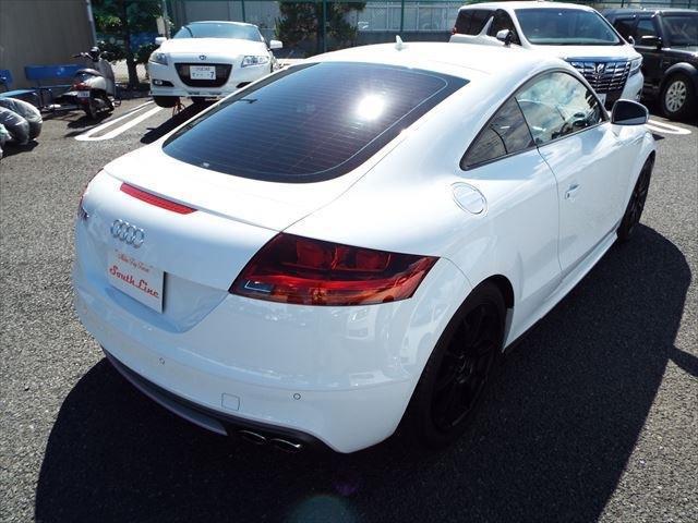 「アウディ」「TTSクーペ」「クーペ」「栃木県」の中古車4