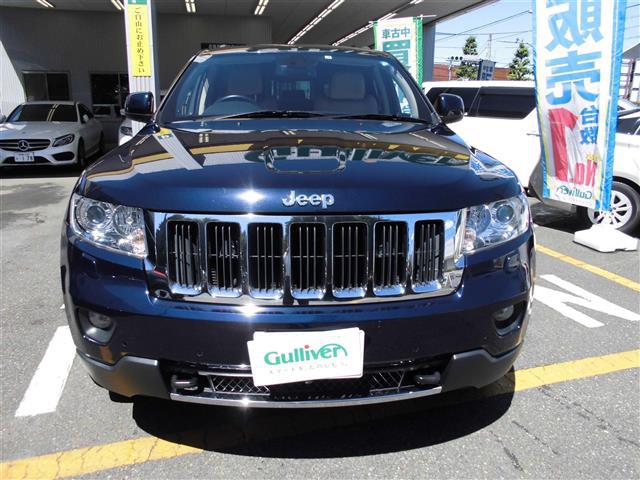「ジープ」「グランドチェロキー」「SUV・クロカン」「全国対応」の中古車5