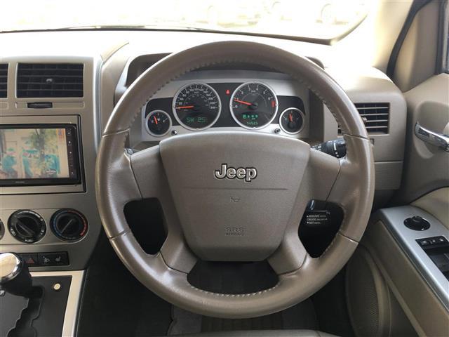 「ジープ」「パトリオット」「SUV・クロカン」「全国対応」の中古車5