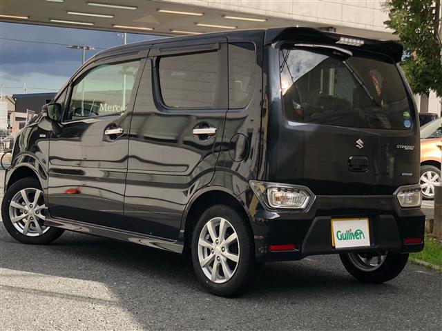 「スズキ」「ワゴンRスティングレー」「コンパクトカー」「全国対応」の中古車3