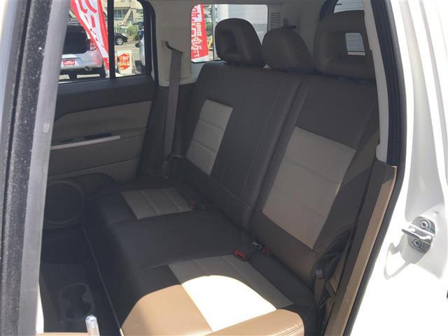 「ジープ」「パトリオット」「SUV・クロカン」「全国対応」の中古車10