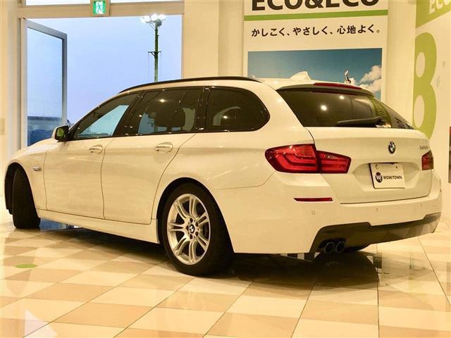 「BMW」「523iツーリング」「ステーションワゴン」「全国対応」の中古車3