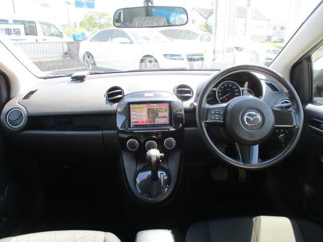 「マツダ」「デミオ」「コンパクトカー」「全国対応」の中古車2