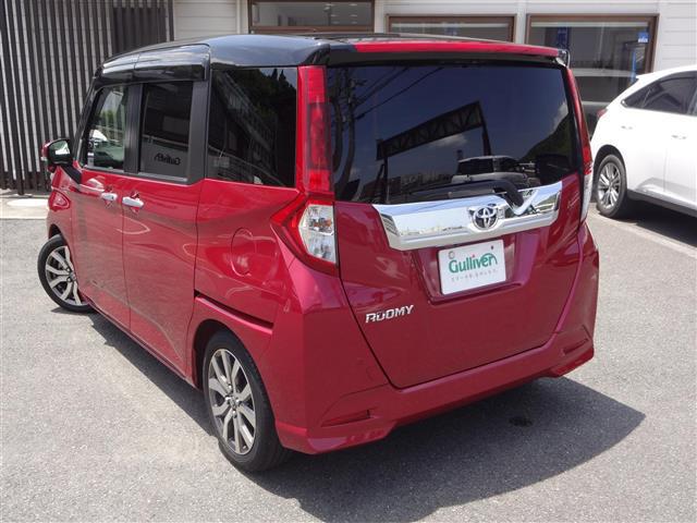 「トヨタ」「ルーミー」「コンパクトカー」「全国対応」の中古車3
