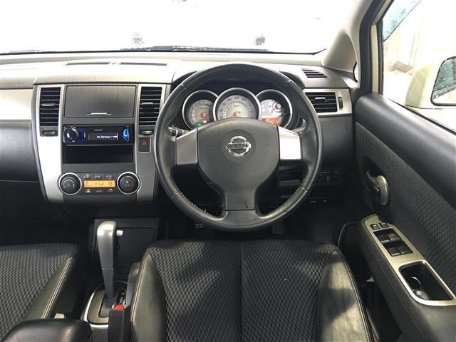 「日産」「ティーダ」「コンパクトカー」「全国対応」の中古車4